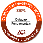 LearnQuest IBM Datacap Fundamentals