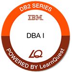 LearnQuest IBM DB2 Database Administration 1