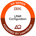 LearnQuest IBM AIX LPAR Configuration and Planning