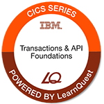 LearnQuest IBM CICS Foundations