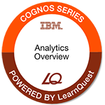 LearnQuest IBM Overview of Cognos Analytics