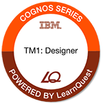 LearnQuest IBM Cognos TM1: Design and Develop Models