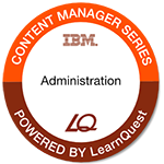 LearnQuest IBM FileNet Content Manager Administration