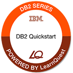 LearnQuest IBM Db2 Quickstart for Experienced Relational DBAs