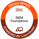 LearnQuest IBM QRadar SIEM Foundations