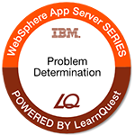 LearnQuest IBM WebSphere Application Server Problem Determination