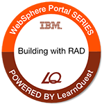 LearnQuest IBM Build WebSphere Portal Applications using Rational Application Developer