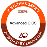 LearnQuest z-Systems Advanced Topic - CICS