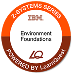 LearnQuest IBM z/OS Environment Foundations