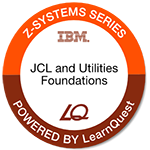 LearnQuest IBM zOS JCL and Utilities Foundations