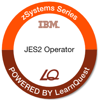 LearnQuest IBM z/OS JES2 Operator