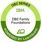 LearnQuest IBM DB2 Family Foundations
