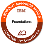 LearnQuest IBM Endpoint Manager Fundamentals