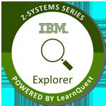 IBM Explorer Badge