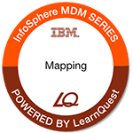 LearnQuest IBM Data Model and Service Mapping for InfoSphere MDM