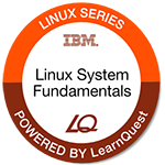 LearnQuest IBM Linux System Fundamentals