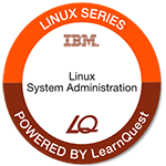 LearnQuest IBM Linux System Administration: Implementation