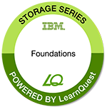 LearnQuest IBM Storage Foundations