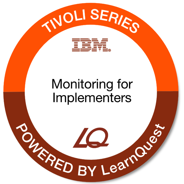 LearnQuest IBM Tivoli Monitoring for Implementers