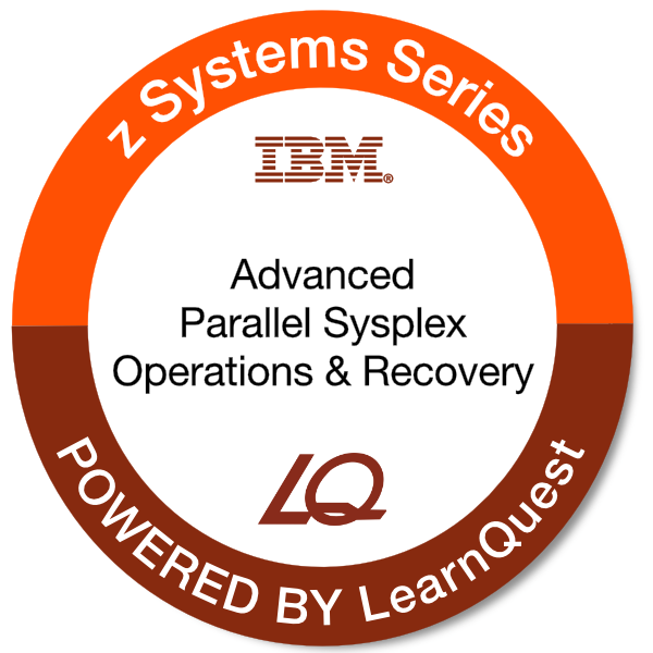LearnQuest IBM Advanced Parallel Sysplex Operations and Recovery Workshop