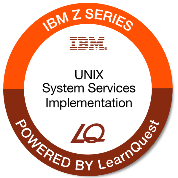 LearnQuest IBM z/OS UNIX System Services Implementation