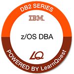 LearnQuest IBM DB2 for zOS System Administration