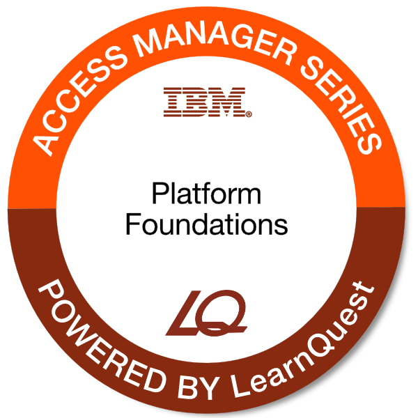 LearnQuest IBM Access Manager Platform Foundations