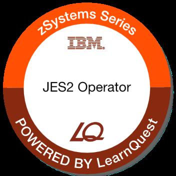 LearnQuest IBM z/OS JES2 Operator