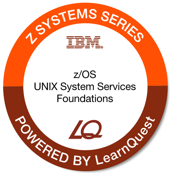 LearnQuest IBM z/OS UNIX System Services Foundations